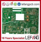 1.6mm 2layers OSP Fr4 Sicherheitskontrolle-Energien-Leiterplatte gedruckte Schaltkarte
