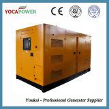 электрический звукоизоляционный промышленный генератор 3 участков 100kw