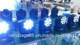 Het Bewegende Hoofd van de Straal CREE 12X10W RGBW voor de Verlichting van het Stadium
