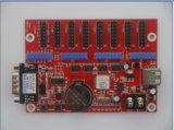 Sistema móvel do controlador do sistema de controlo do diodo emissor de luz de TF-C6UR RS232+USB para a propaganda