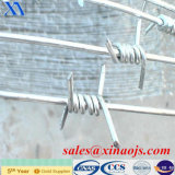 직류 전기를 통한 단일 나선 가시철사 (XA-BW014)