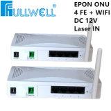 Gpon Ont는 Olt 섬유 장비를 연결한다