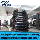 Prensa no tejida de papel económica de Flexo de la impresora del carrete de película de la impresora