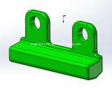 Extremidades del tungsteno de Barmac, bastidores del desgaste, rotor, tubo que introduce para las trituradoras de VSI