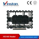 Calentador industrial del PTC del ventilador eléctrico Hg140