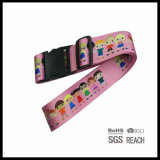 Cute Travel Luggage Strap Features Buckle Quick-Release Ajustável, Multicolorido