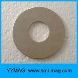Grandes ímãs de anel NdFeB do Neodymium magnético