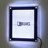 Bekanntmachen des dünnen LED-hellen Kastens
