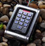 Controlador do acesso do teclado da caixa do metal