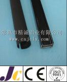 Aluminium 6060 anodisé noir (JC-P-10114)