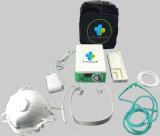Il generatore portatile Ew-20b del concentratore dell'ossigeno di sanità si dirige l'automobile di corsa con la batteria