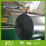 Aislante reflexivo de la burbuja de la hoja para la construcción