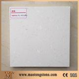 Панель каменной стены Faux цвета Multicolor камня кварца серии белая