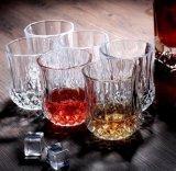 210ml diamant, cuvette créatrice en verre de whiskey d'ADN de qualité