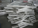 Finestra di alluminio della Finestra-Stoffa per tendine
