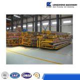Transportador de correia de minério mineral de alta eficiência industrial