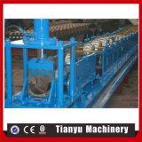 Het Koude Vormen zich van de Dakgoot van de Halve cirkel van het Aluminium van de Stijl van Ghana Machine