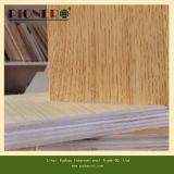Madera contrachapada de calidad superior de la melamina de la base completa de la madera dura