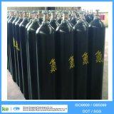 Cylindre de gaz à l'azote sans soudure 2016 de 40L ISO9809 / GB5099