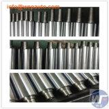 Ck45 de piston plaqué par chrome tige pour le cylindre hydraulique