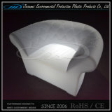 Muebles al aire libre plásticos de la iluminación del LED fijados para el restaurante