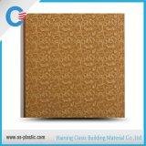 Прокатанная PVC доска панелей потолка PVC панели стены нутряная декоративная