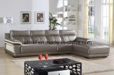 Sofà d'angolo di cuoio di alta qualità per il salone (HX-F623)