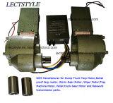 Электрический мотор шестерни брезента безредукторной передачи и принуждает мотор шестерни для системы крышки брезента