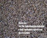 철사 펠릿을, 원통 모양 철사 펠릿 자르기 위하여, 조절되는 스테인리스 연마재, 강철 탄 및 모래 잘린 철사 탄, 연마재