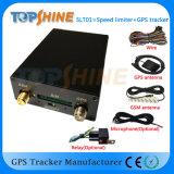 Отслежыватель GPS GSM GPRS корабля ограничителя двойной скорости для управления флота