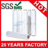 Abrigo plástico práctico del polietileno transparente