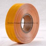 Véhicule r3fléchissant jaune de qualité marquant le ruban adhésif (C5700-OY)