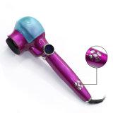 Profesional LED automática de vapor rizador de pelo