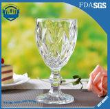 Bouteille de verre à la glace Diamond Stripe Summer Drink Cup