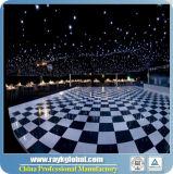 LEIDEN Dance Floor, 4FT X 4FT Triplex Dance Floor, Opgepoetst Triplex Dance Floor