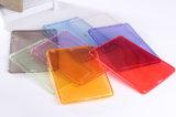 Caisse claire ultra mince du gel TPU de couverture de caisse de tablette pour le mini air 2 PRO 12.9 d'iPad
