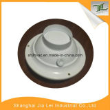 Difusor de aluminio del aire de la boquilla de jet del globo del ojo del canalón