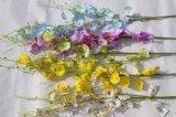 حريري [أرتيفيسل فلوور] سحاية تمويه زهرات لأنّ بينيّة عرس زخرفة