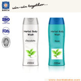 Органический травяной лосьон внимательности тела кожи мытья Bady