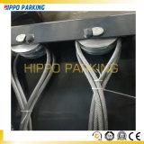 Levantador hidráulico del estacionamiento del coche de poste 4