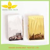Gold-oder Silber-Aluminiumfolie-Emergency Isoliermatte