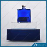 Présentoir de bouteille en verre de laser et d'ABS de DEL (HJ-DWL05)