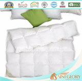 Comforter bianco poco costoso della piuma dell'anatra del Duvet della piuma dell'oca di vendita calda classica