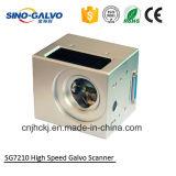 Sino Galvo金属表面のマークのための高速Sg7210レーザースキャン検流計