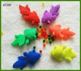 Ausbildungs-Spielzeug-Kinder erweitern die Wasser-Spielwaren, die Fische im Wasser wachsen