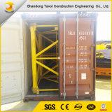 Grue à tour de Tc5610 6ton Chine avec le certificat de la CE