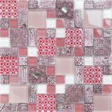 Il vetro caldo di vendita di buoni prezzi di Foshan copre di tegoli il mosaico