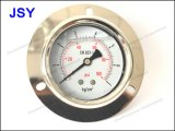 Calibrador de presión de relleno del petróleo Og-023 con el borde