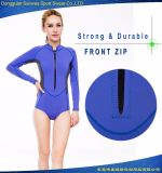"""Terno surfando """"sexy"""" flexível de Spearfishing do equipamento de mergulho da mulher do neopreno (amostra livre)"""