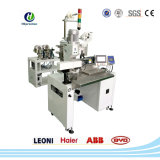 Halbautomatische Schlauch-Kabelschuh-quetschverbindenmaschine für Verkauf